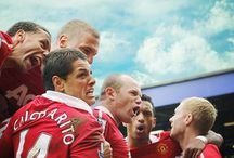 All about the red devil / Manchester united