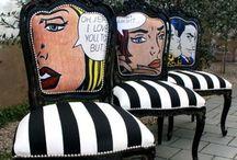 Interiors - Chairs