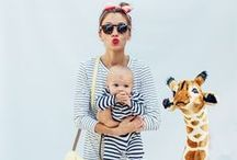 Stripes For Days / A collection of maternity stripes to inspire. x