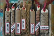 2015:11 Hidden Objects / On the  paperArtsy Blog, June 7-28, 2015 we are discussing Hidden Objects. Things in pockets, secretive journalling, follow this board for ideas.