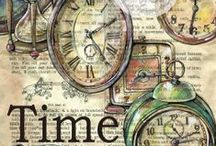 2015:13 Time / July 12-26, 2015 we are discussing the topic of 'time' on the PaperArtsy Blog. Join in our challenge if this topic floats your boat.