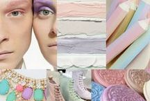 Colour - Trends / Upcoming interior and fashion-trending colours and patterns.