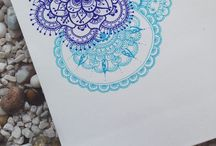 Turquoise bandala