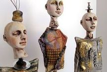 2016:5 Art Dolls / Mar 6th-20th, 2016 on the PA blog we are exploring the topic of Art Dolls. Be they flat, dimensional, fabric, tin, glass and more, come and see what our designers get up to on the blog when exploring this topic.