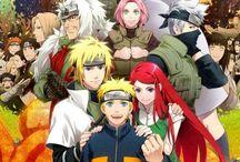 Naruto Mix ☆ / a mix of ma fav Naruto fan art and cute moments