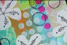 2015:22 Masterboards / Nov 22 - Dec 6th, 2015 on the PaperArtsy Blog we are exploring Masterboards. So many ways these can be made into card, but especially handy at Christmas if you are in a rush!