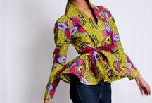Ankara! / I have a MAJOR thing for African wax print fabrics and styles - they're just so colorful, fun, and fabulous!