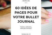 // BULLET JOURNAL //