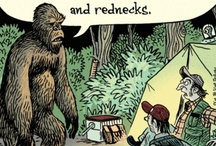 Bigfoot Comics & Infographics