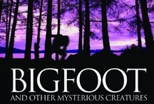 Bigfoot Books & Dvds