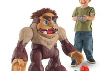 Bigfoot Gifts & Toys