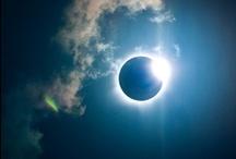 O Sol e a Lua.