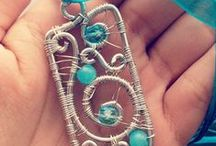 Wire Jewelry by M'Art