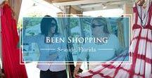 Been Shopping / Shopping in Seaside FL.