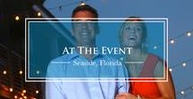 At the Event / Events in Seaside Fl.