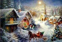 CHRISTMAS / by Linda Bothwell