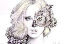 Art & Tattoos / by Rebeka Fibi