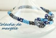 Crochet beading jewelry collection  / Crochet beading jewelry collection by Colectia de margele