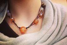 I miei bijoux indossati  / My worn jewelry
