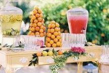 Stations d'eau / Vos inspirations pour vos stations d'eau et vos boissons lors de vos événements et activités!