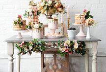 Sweet Table / Nos réalisations proviennent  de nos inspirations , laissez nous vous le démontrer