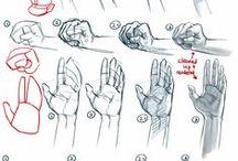 Anatomia człowieka / Szkice, postać ludzka, tutoriale