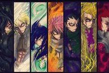 Fairy Tail / Inne postacie z Fairy Tail oraz obrazki grupowe.