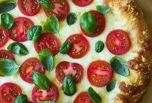 Comida Pizza