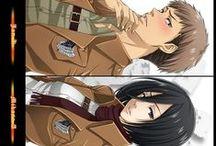 Shingeki no Kyojin / Shingeki no Kyojin - wszystkie postacie, pomysły na rysunki, inspiracje.