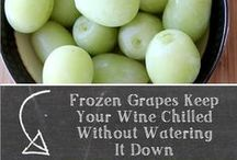 Tips & Tricks For Wine Lovers / Clever and creative wine tips, ideas, and info