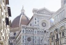 Florence, Italy / Our Home Town