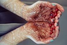 Mendhi and Surface Design