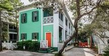 """Blessings By The Sea - Seaside, FL / 4BR, 3BA """"Blessings by the Sea"""" is centrally located near the Fitness Center, Swimming Pools, Ruskin Place Shops, the Town Square. It's just a short stroll to the beach and is a recently updated cottage."""