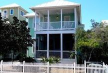 Greenpeace - Seaside, FL / 3BR, 3BA Located on West Ruskin Street, Greenpeace is a charming, two-story beach cottage in the heart of Seaside, FL. The cottage is in a prime location - less than a block from the white-sand beach and emerald water of the Gulf of Mexico and Seaside's town center. Greenpeace is only the second house back from Scenic Highway 30-A. Our cottage has been recently renovated and is ideal for families or couples.