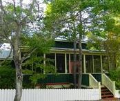 Jasper - Seaside, FL / 2BR, 2BA Jasper Cottage is on Tupelo Street, conveniently located to the adult and family pools. Enjoy the screened in wrap around porch while relaxing on the hammock or sitting on the porch swing.