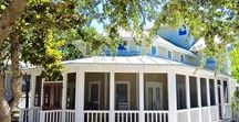 Never Enough - Seaside, FL / 3BR, 2.5BA Never Enough is ideally located just a few steps from the beach on Savannah Street. A wrap around furnished screen-in porch welcomes you at the entrance.