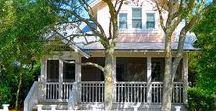 """Pitter Patter - Seaside, FL / 3BR, 3.5 BA Create a lifetime of family memories at this relaxing family beach cottage and enjoy the """"Pitter Patter"""" of excited feet while taking it easy on the front porch rockers."""