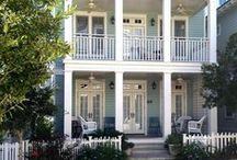 Southern Comfort - Seaside, FL / 6BR, 5BA, 2 HALF BA This custom designed French inspired cottage is the perfect choice for the romantic at heart. Ideal for all occasions celebrating love and vows be it bridal showers, bachelorette/wedding parties, anniversaries or other milestones. Great for family reunions and, of course, beach vacations.