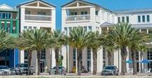 Waterstar - Seaside, FL / 4BR, 2.5BA This beautiful 4 bedroom property in the heart of Central Square offers great views of the Seaside Amphitheater and the blue waters of the gulf.