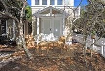 S'more - Seaside, FL / 1BR, 1.5 BA Located across the street from the beach and featured in Designing for Small Homes, S'more is the guest house of the main cottage, Never Enough.