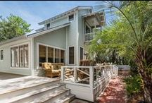 Sea Shack - Seaside, FL / A spacious designer guest house to Sweet Retreat, Sugar Shack is a 2 bedroom/ 1.5 bath Seaside retreat that offers beautiful décor and open living spaces.