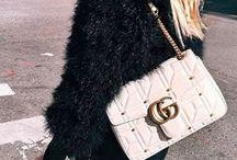 Dreamy Designer Handbags / A Collection Of Gorgeous, Designer Handbags & Purses (Inc. Tote, Shoulder, Clutch, Cross-Body, Satchel, Bucket Bags) Feat. Celine, Mulberry, Chanel, Prada, Givenchy, Hermes, YSL etc