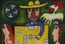 Cuban Artwork / Cuban Art and Art Related Pins Gleaned from Pinterest and the Internet
