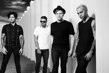 Fall Out Boy / Fall Out Boy, es una banda de rock de Chicago, Illinois (EE. UU.), formada en 2001. La banda consta de cuatro miembros: Patrick Stump (vocalista principal, guitarra rítmica), Pete Wentz (bajista y cantante secundario), Joe Trohman (guitarrista principal) y Andrew Hurley (batería) y el grupo técnico, conformado por Johnny Thorpe y Paul Connor. En 2009 decidieron tomarse un descanso indefinido, sin embargo, el 4 de febrero de 2013 anunciaron su regreso.