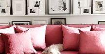 Sitting Room/Living Room / Hoem Decor Inspiration & Organisation Ideas For The Sitting Room/Living Room/Lounge inc. Furniture, Cushions, Rugs, Lighting, Storage, Mirrors, Lighting etc