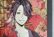 Rengoku ni warau / ♥ Tanba Momochi ♥ Oda Nobunaga ♥ Sakichi Ishida ♥ i pozostali :P