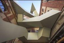 architecture / Architectuur in het buitenland