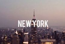 • New York • / The City of all Citys...