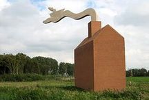 landschapsarchitectuur / landschapskunst in Nederland & Belgie