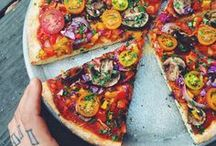 Vegan Pizza Dreams! / Vegan Pizza is really easy to bake, if you use good recipes. Check this board for more pizza inspirations.